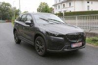 На дорогах Германии тестируют обновленный кроссовер Mazda CX-5