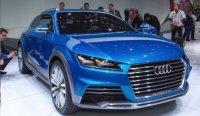 На автосалоне в Москве Audi представит кроссовер TT offroad