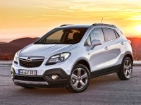 Opel  Mokka удвоил долю в сегменте кроссоверов в России