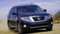 Новый гибридный и бензиновый  Nissan Pathfinder представят на автосалоне в Москве