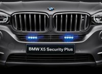 BMW представит в Москве бронированный X5