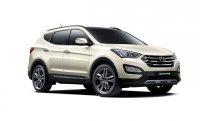 Hyundai слегка обновил Santa Fe