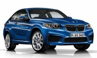 Theophilus Chin предположил, как может выглядеть BMW X2