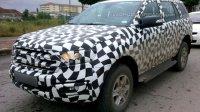 Ford скоро покажет новый внедорожник Everest