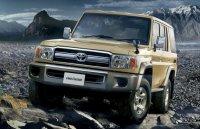 Toyota перевыпустит Land Cruiser 70 в Японии в честь 30-летнего юбилея