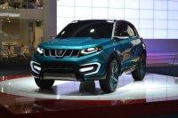 Suzuki вновь будет выпускать модель Vitara