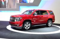 Chevrolet Tahoe начнут продавать в 2015 году