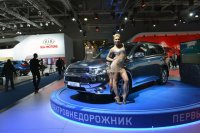 Mitsubishi объявил цены на гибридный внедорожник Outlander PHEV