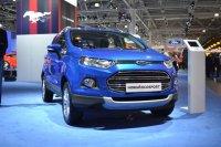 Ford объявил цены на свой компактный кроссовер EcoSport