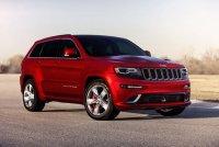 Jeep представил несколько фотографий Grand Cherokee SRT