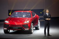 Появление внедорожного Lamborghini все еще под вопросом
