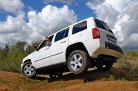 Jeep Liberty, также известный как Patriot. Результаты адаптации к нашим реалиям