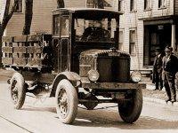Непростой путь американских грузовиков и тягачей для бездорожья