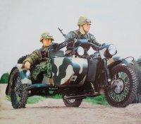 Вездеходные мотоциклы формулы 3х2. Часть 2