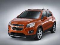 Chevrolet Tracker появится в России в 2015 году