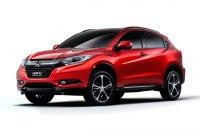Honda впервые показала новый внедорожник для Европы