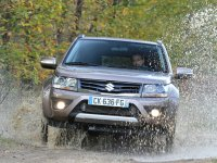 Suzuki Grand Vitara уходит на пенсию