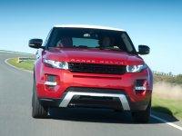 Range Rover Evoque будут собирать в Китае