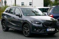 Mazda готовит обновление для CX-5