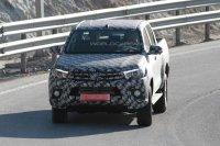 Toyota тестирует новое поколение пикапа Hilux