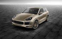Porsche Exclusive принарядил Cayenne S