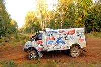 Команда «ГАЗ – За рулем – Спорт» на шинах MICHELIN стала Чемпионом России по ралли-рейдам
