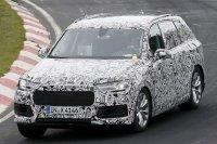На Нюрбургринге замечен Audi Q7 e-tron