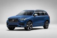Volvo поделилась фотографиями XC90 R-Design