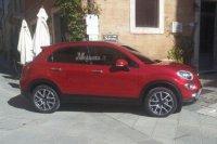 Fiat 500X снова без камуфляжа