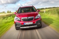 Новый дизель для Opel Mokka представят в Париже