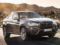 Объявлены российские цены на BMW X6 нового поколения