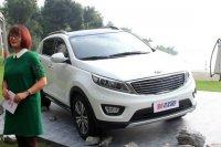 В Китае начали продавать перелицованный Kia Sportage