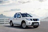 Nissan в Париже представит обновленный пикап Navara