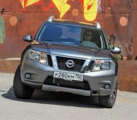 Новый Nissan Terrano или хорошо знакомый покоритель пыли?