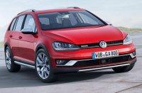 Volkswagen Golf Alltrack уже готов