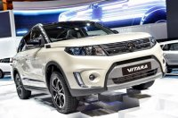 Suzuki рассекретил новый внедорожник Vitara