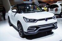 SsangYong представил кроссовер-кабриолет