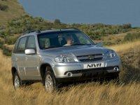 Производство Chevrolet Niva в сентябре сократилось на 18,5%