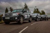 Внедорожники Toyota преодолели 22 000 км без единой поломки