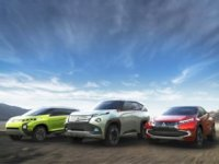 Mitsubishi расширит гамму гибридных внедорожников