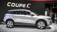 В начале 2015 стартуют продажи Haval H6 Coupe