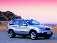 BMW X5 отмечает 15-летний юбилей