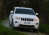 Grand Cherokee с новым двигателем сначала появился в России