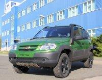 Внедорожники Chevrolet Niva SE уже начали поступать к дилерам
