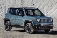 Jeep Renegade Trailhawk рассекает по пескам