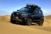 Началась подготовка производства для Chevrolet Niva нового поколения