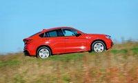 BMW X4 рождает гамму чувств