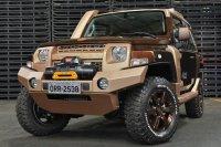 Troller T4 или Ford для бездорожья