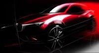 Mazda CX-3 покажут в Лос-Анджелесе