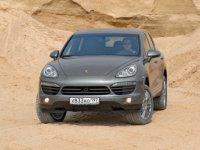 Porsche Cayenne второго поколения остается привлекательным всегда